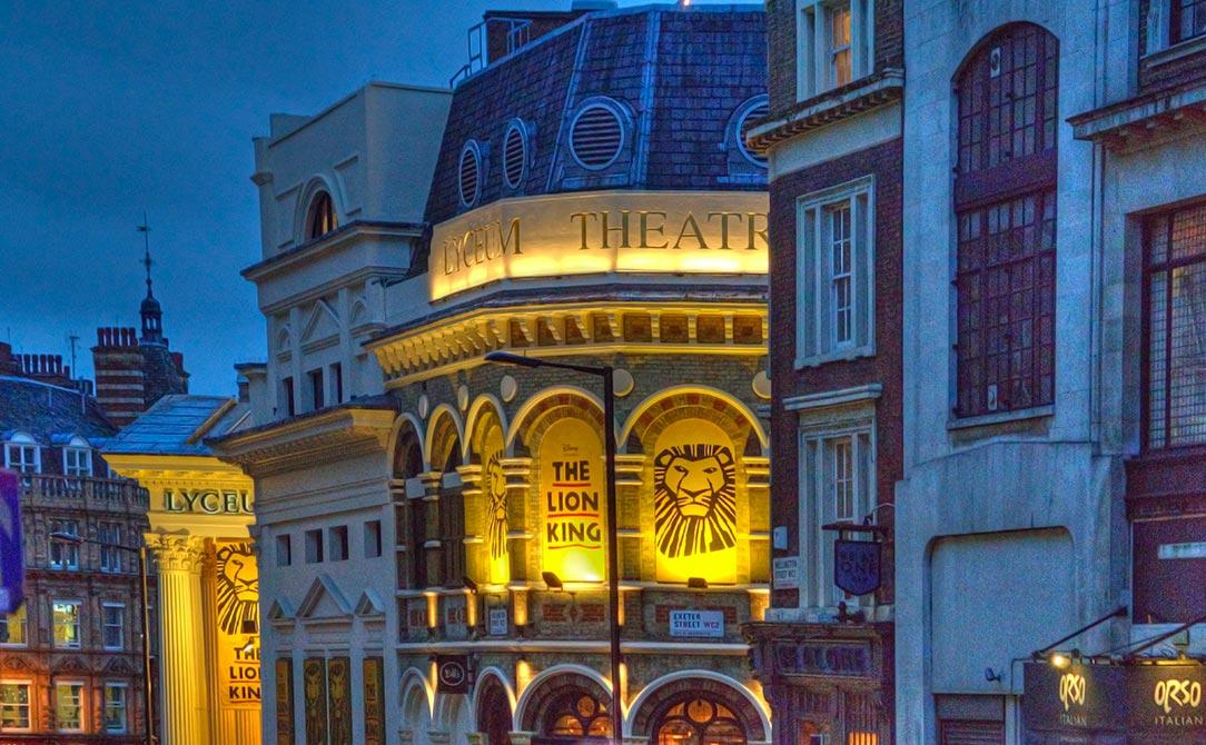 Billiga musikalbiljetter i london
