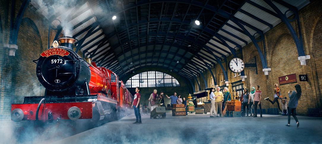 Harry Potter Museum - Hogwarts Express