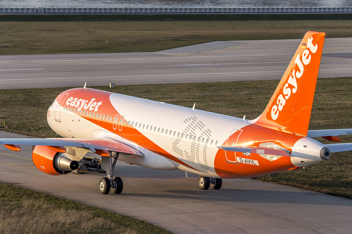 Easyjet flyger från Arlanda till London