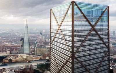 1 Undershaft blir Londons nya jätteskyskrapa