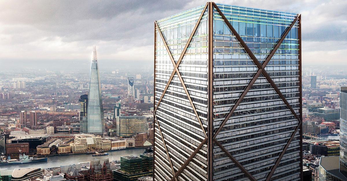 1 Undershaft - nu skyskrapa i London