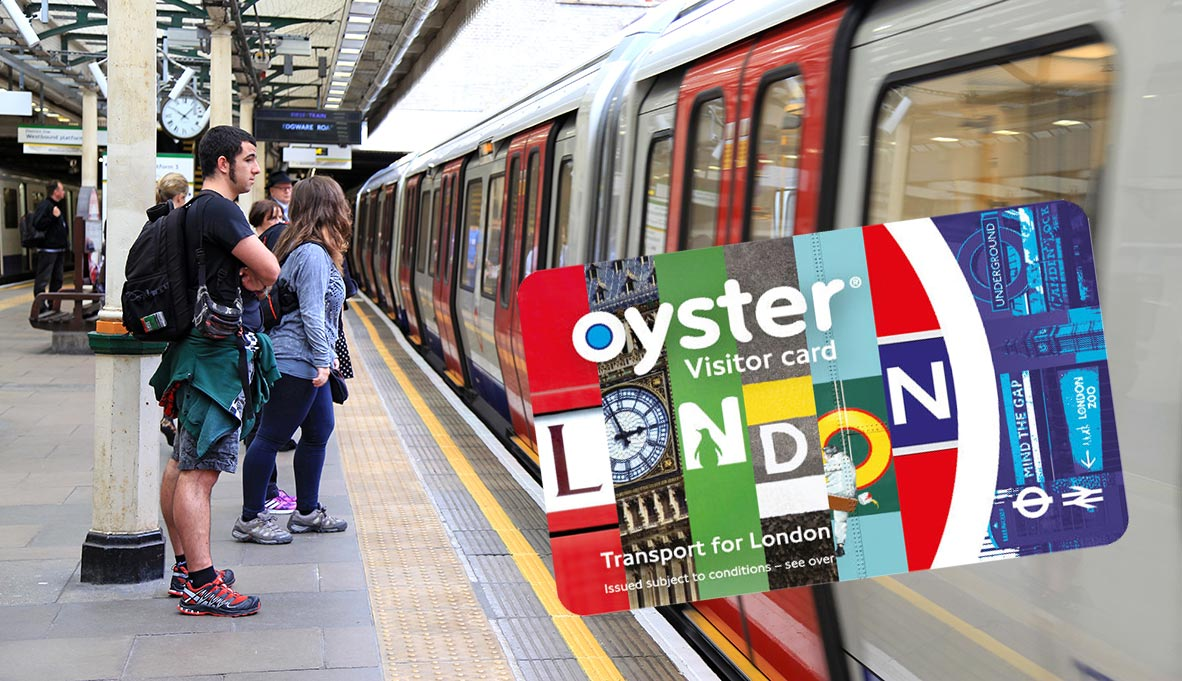 Visitor Oyster Card