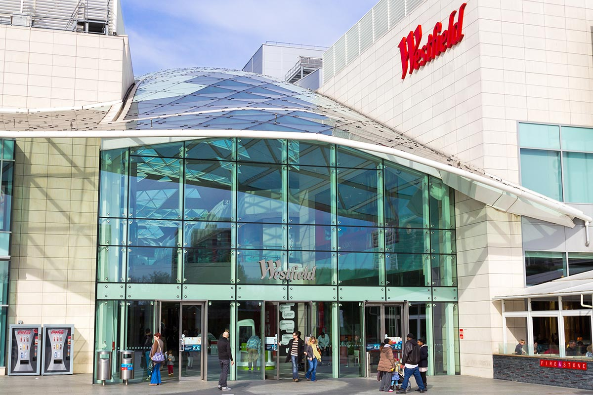Westfield London shoppinggalleria