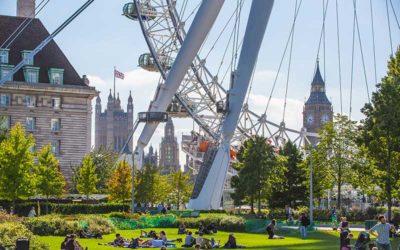 London Eye – nu med gratis wifi